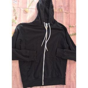 black old navy hoodie